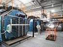 Biomasse Heizkraftwerk Innenansicht 130x97