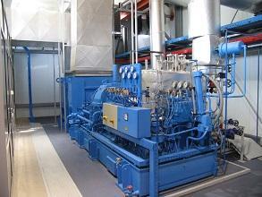 Biomasse Heizkraftwerk Dampfturbine 293x220