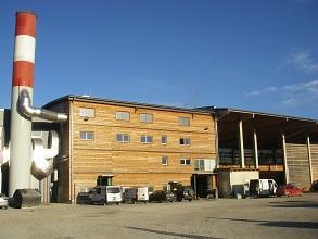 Biomasse Heizkraftwerk Stainach 293x220