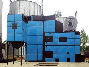Biomasse Trocknung Heißlufterzeuger 3000kW 293x220