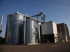 Biomasse Trocknung Maissilos 293x220