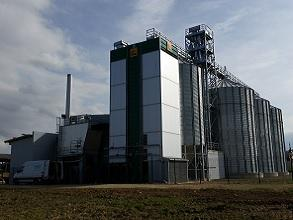 Biomasse Trocknung Trocknungsanlage 293x220