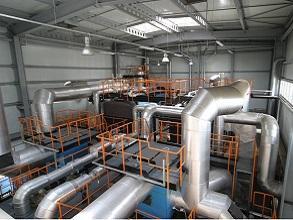 Biomasse Prozesswärme Kesselhaus 293x220