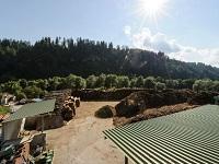 Biomasse Referenzen Murau Brennstofflagerplatz Seitenansicht 200x150
