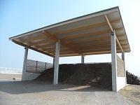 Biomasse Referenzen Obersdorf Brennstofflager 200x150