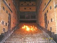 Biomasse Referenzen Stainach Feuerung Rost und Schamott 200x150