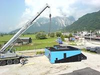 Biomasse Referenzen Stainach Feuerung Stahlbau 200x150
