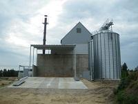 Biomasse Referenzen Viljamaa Trocknungsanlage Brennstoffbunker 200x150